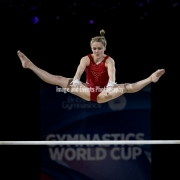 22.03.2019. Resorts World Arena, Birmingham, England. The Gymnastics World Cup 2019