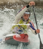 World Slalom Championships competition